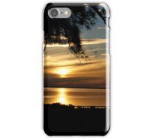 Ceduna, Eyre Peninsula, SA ~ sun blaze iPhone Case/Skin