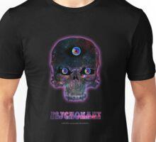 Psychonaut Galaxy Skull Unisex T-Shirt