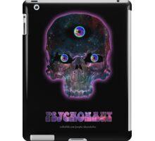 Psychonaut Galaxy Skull iPad Case/Skin