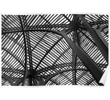Steel Canopy Poster