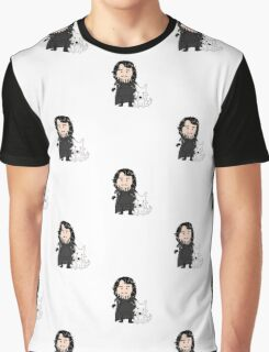 Don't call me Lord Snow Graphic T-Shirt