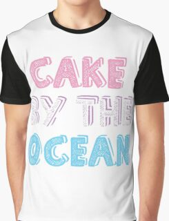 Cake by the Ocean Light Graphic T-Shirt