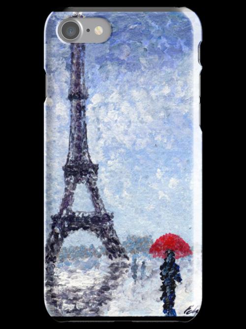 Rainy Day In Paris by dvampyrelestat