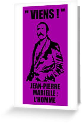 Viens ! - Jean-Pierre Marielle by Gwendal