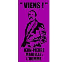 Viens ! - Jean-Pierre Marielle Photographic Print