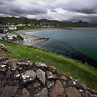 Criccieth, North Wales by Jack Thomas