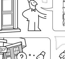 BLUBÖKS Sticker