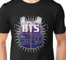 BTS logo floral Unisex T-Shirt