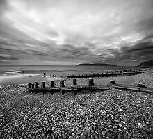 Penmaenmawr Coastline by Jack Thomas