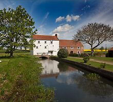 Alvingham Water Mill by Jack Thomas