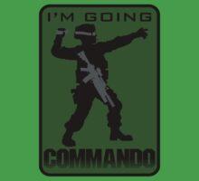 Going Commando by Pikori