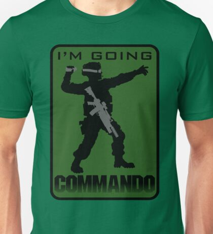 Going Commando Unisex T-Shirt
