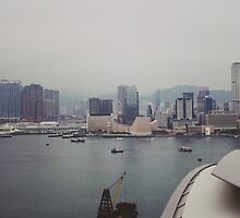 Hong Kong. by ellenor