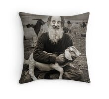 Ideas Man Throw Pillow