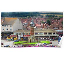Skegness in Miniature Poster