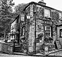 Black Bull Haworth by Jack Thomas