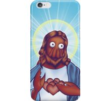 Zoidberg Jesus iPhone Case/Skin