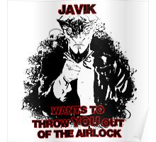 Uncle Javik wants you Poster
