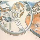 Lamborghini by Peter Brandt