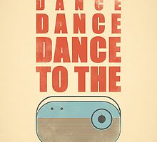 Dance To The Radio by filiskun