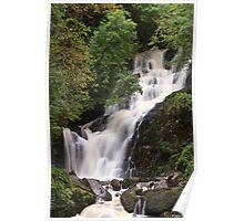 Torc Waterfall Killarney Poster