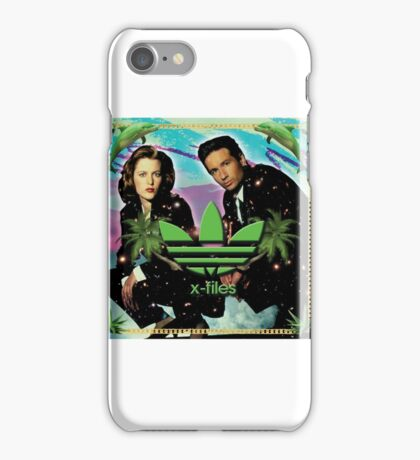 alien hunters sadboy sneaker edition iPhone Case/Skin
