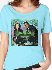alien hunters sadboy sneaker edition Women's Relaxed Fit T-Shirt