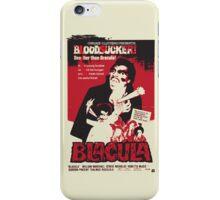 Blacula iPhone Case/Skin