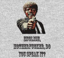 English mother****er do you speak it? by danzan22