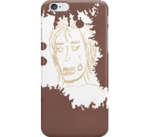 """Zombie Girl """"Nibbles"""" iPhone Case/Skin"""