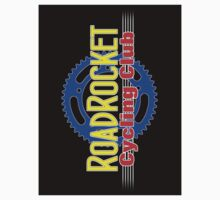 RoadRocket C.C. Dark Sticker by Ra12