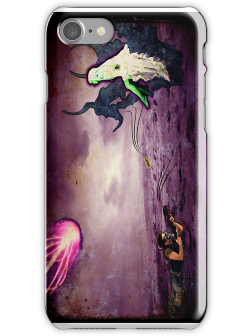 Assault on Malefica (Queen of the Mysteroyds) - iPhone by Gal Lo Leggio