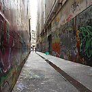 Alleyway by Oliver Parish