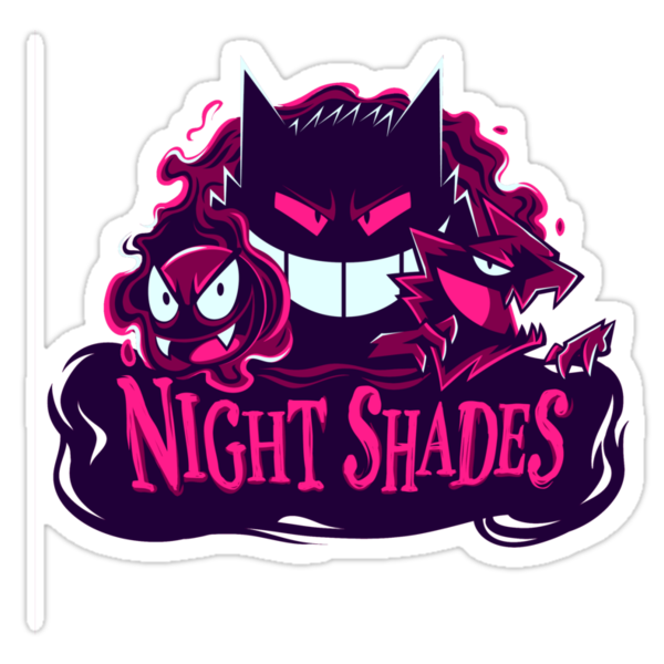 Night Shades by Kari Fry