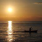 Nyasa sunrise by Oliver Parish