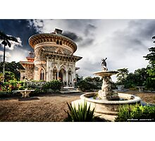 Monserrate Palace - Sintra - Portugal Photographic Print