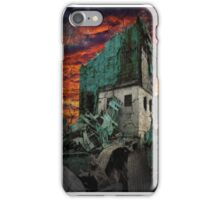 wasteland iPhone Case/Skin