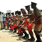 Malipenga dance by Oliver Parish
