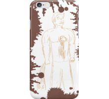 """Zombie """"Eat Your Heart Out"""" iPhone Case/Skin"""