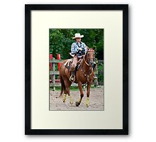 """""""Northern Ohio Outlaws"""" #12 Framed Print"""