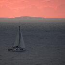 Sailing... - Navegación A Vela... by Bernhard Matejka