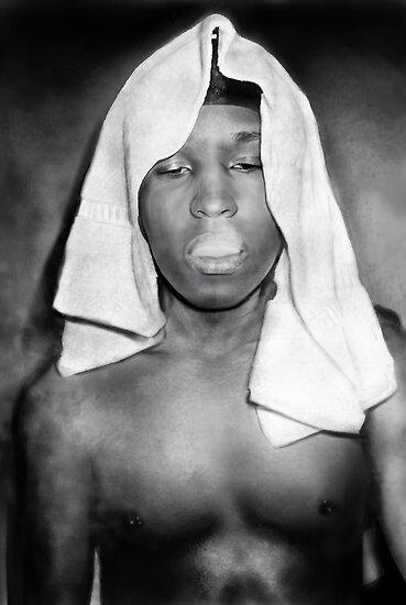 ASAP+Rocky by Mannaquin