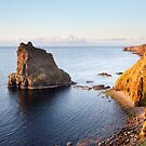Duncansby Sea Stack by EvaMcDermott