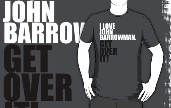 I love John Barrowman. Get over it! by gloriouspurpose