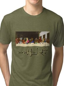 The Last Picnic Tri-blend T-Shirt