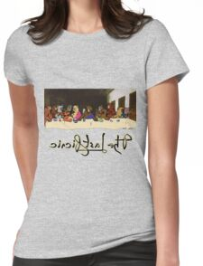 The Last Picnic Womens Fitted T-Shirt