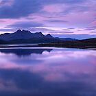 Twilight Reflection by EvaMcDermott