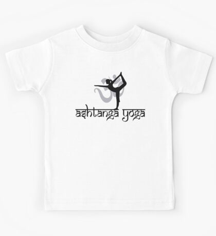 Ashtanga Yoga T-Shirt Kids Tee
