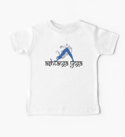 Ashtanga Yoga T-Shirt Baby Tee