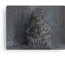 Sun Goddess - Diosa Del Sol Metal Print